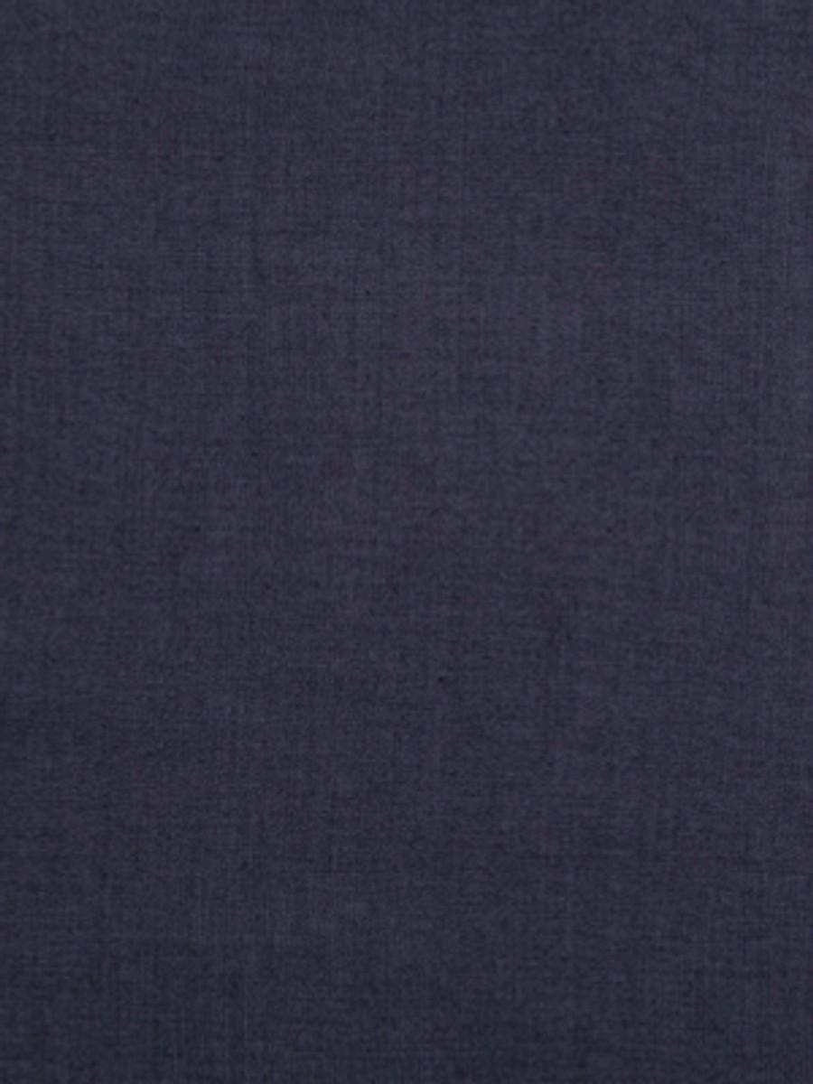 Milan Solid Linen Navy Blazer