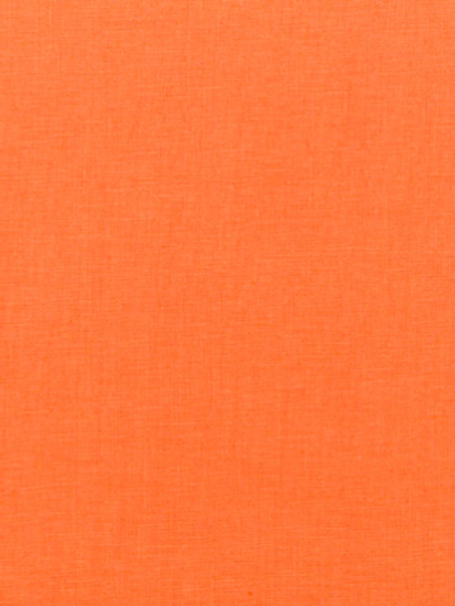 Milan Solid Linen Saffron