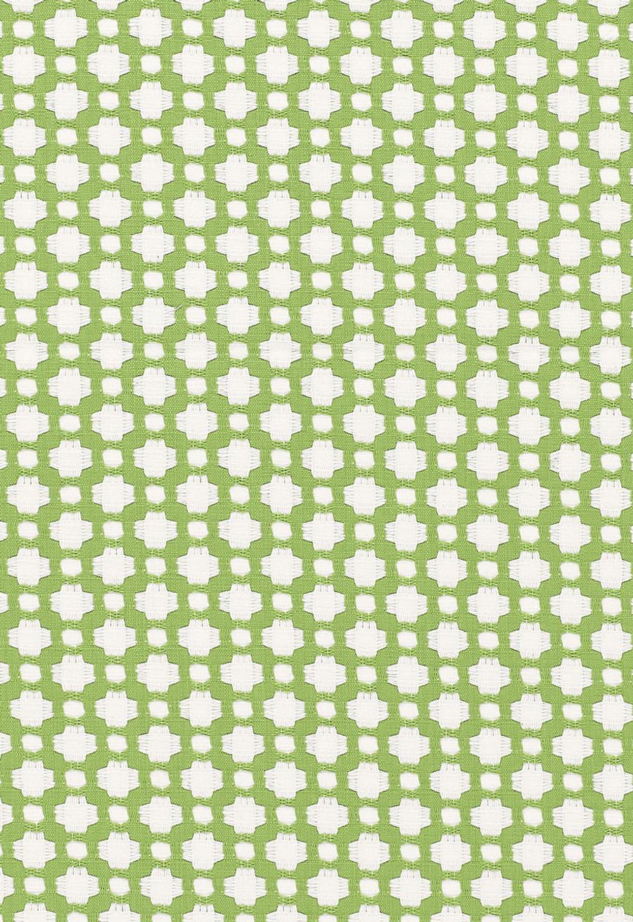 Schumacher Celerie Kemble Betwixt Leaf/Blanc 65688