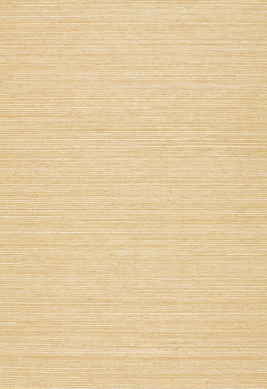 Schumacher Onna Sisal Wallpaper Beige 5002196