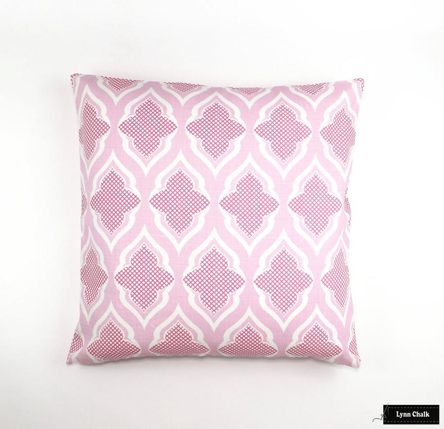 Pillow Venecia Hot Pink 24 X 24