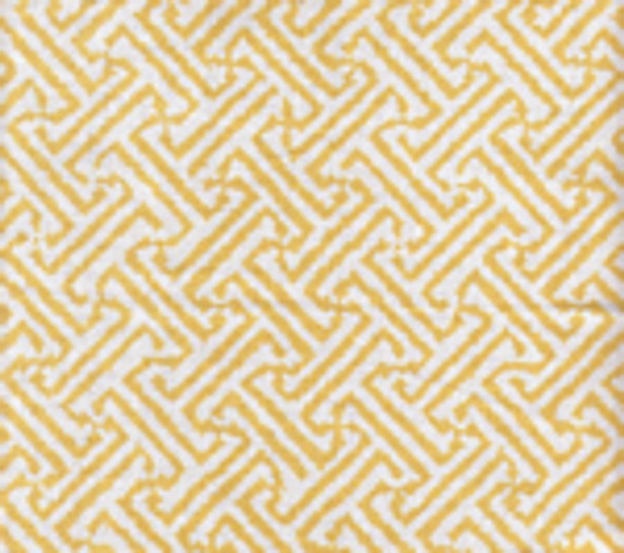 3080-02 Yellow on White