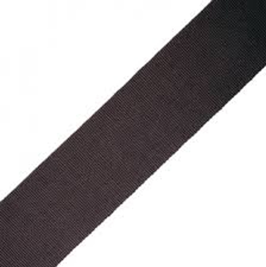 Samuel and Sons Black 977-44932  1.5 inches Grosgrain Ribbon (comes in 76 colors)