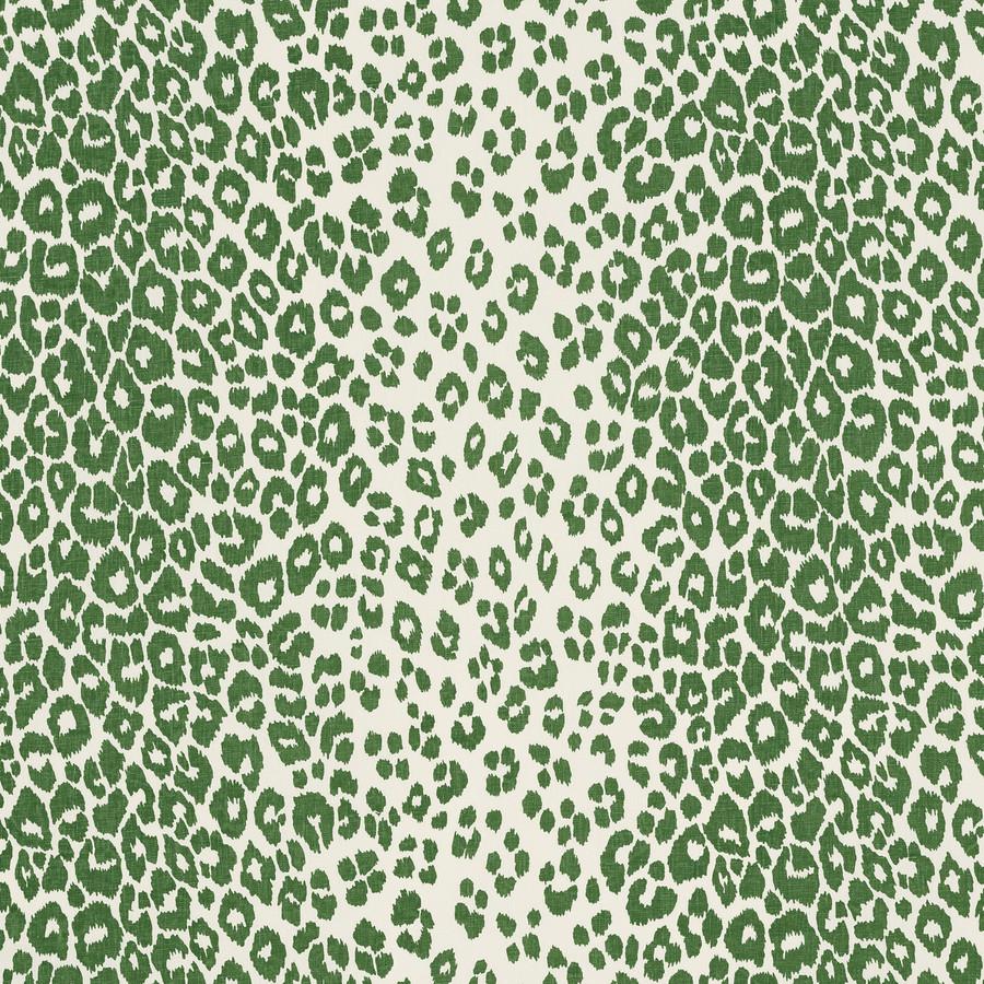 Schumacher Iconic Leopard Green