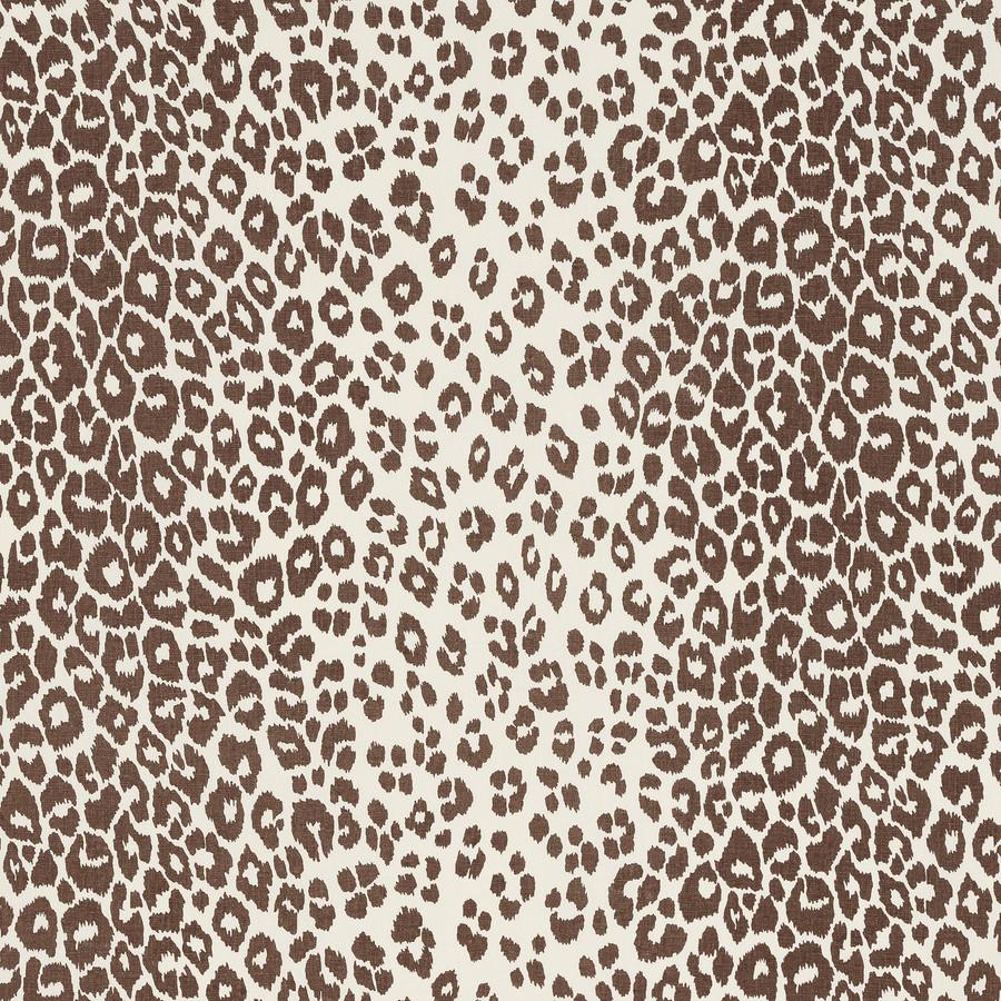 Schumacher Iconic Leopard Brown