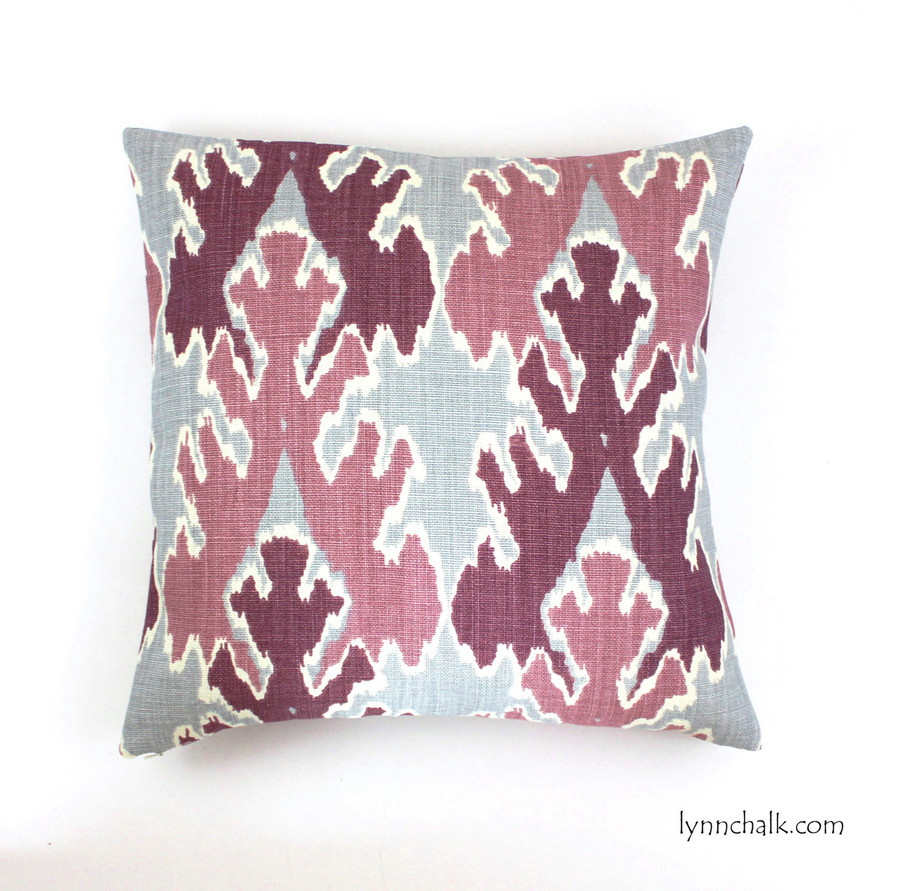 Kelly Wearstler Bengal Bazaar in Magenta