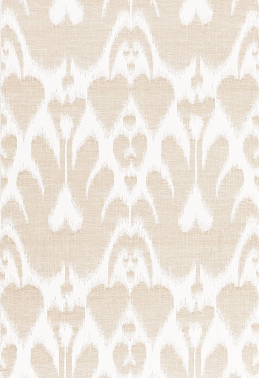 Lela Cotton Ikat Sand