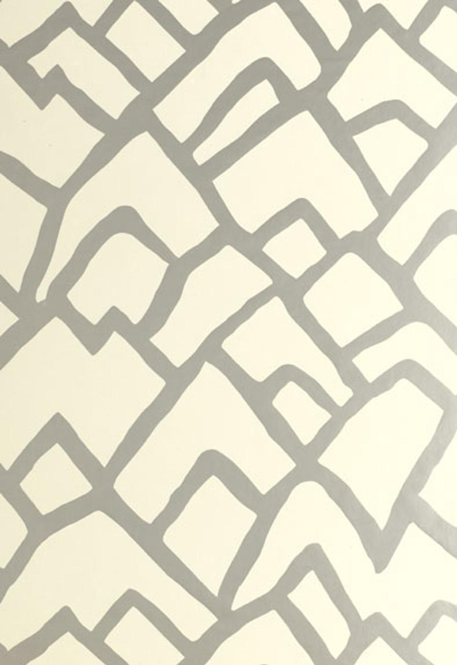 Schumacher Zimba Wallpaper Lawn  5003306