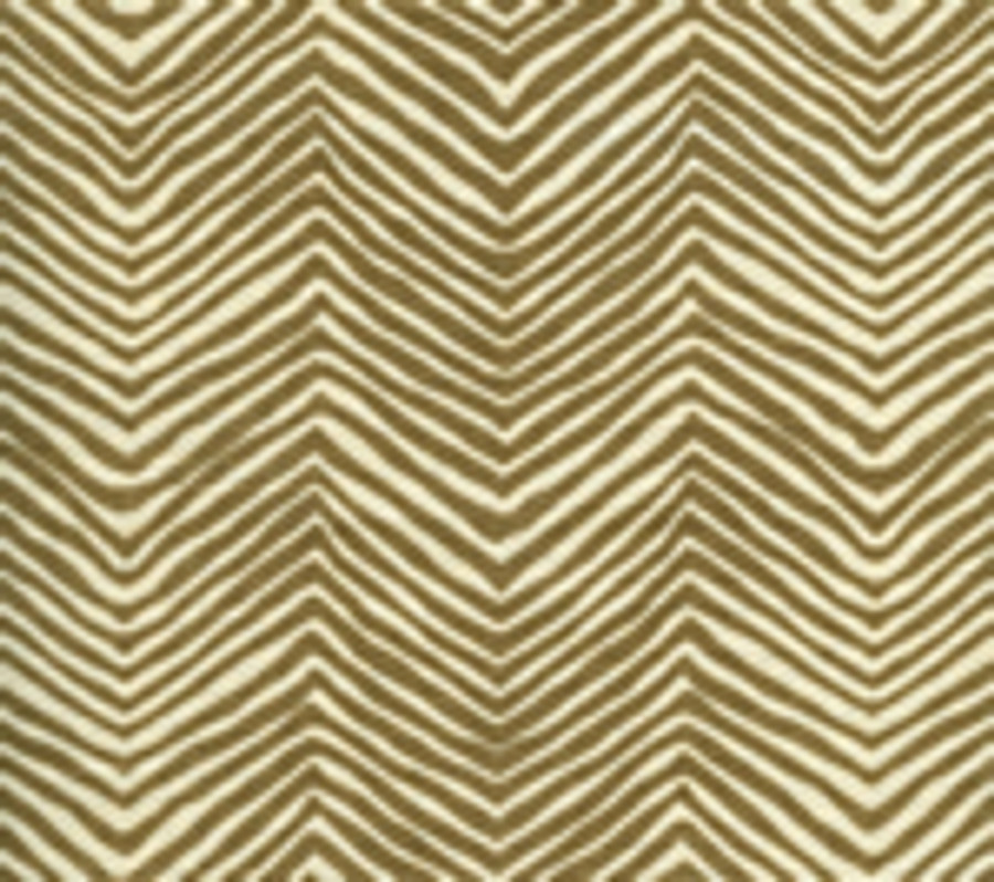 Quadrille Alan Campbell Petite Zig Zag Taupe On Tint
