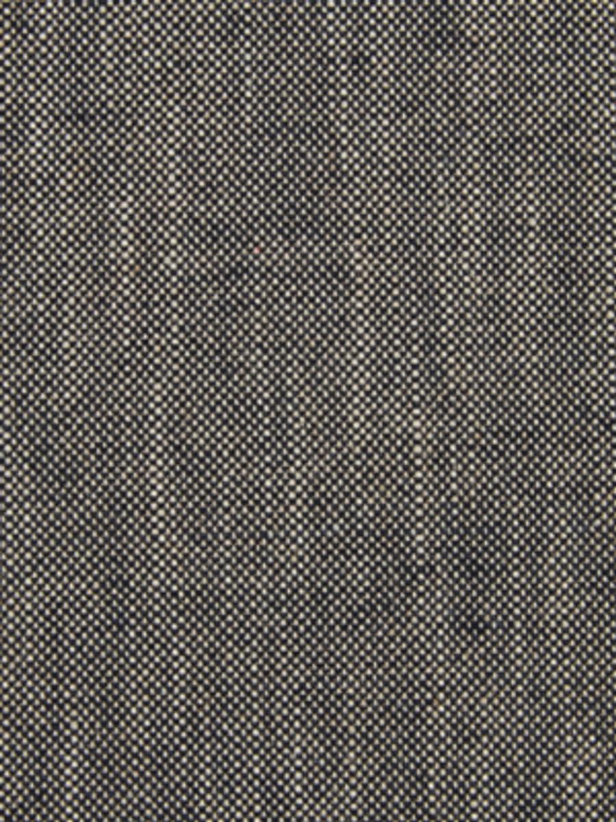 Linen Canvas Navy Blazer
