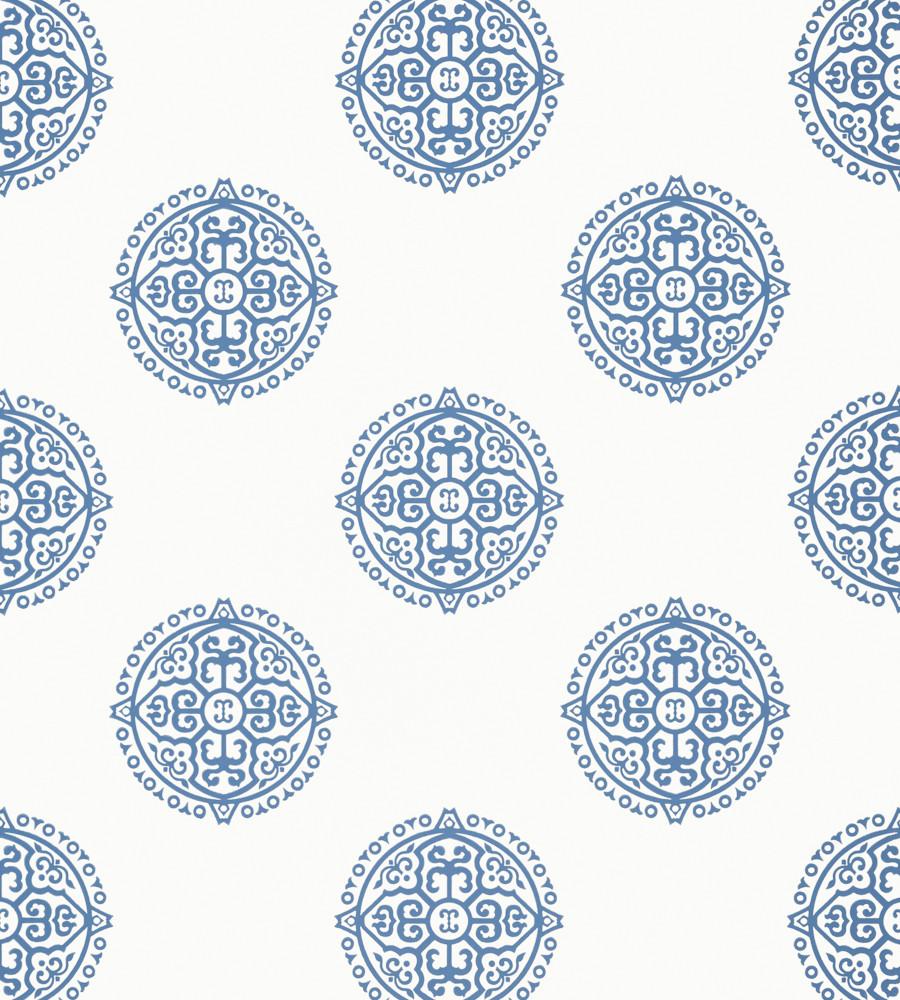 Halie Circle Blue T36170
