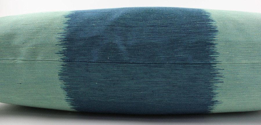 Celerie Kemble for Schumacher Bagan in Absinthe Custom Pillows (Both Sides-comes in other colors) 2 Pillow Minimum Order