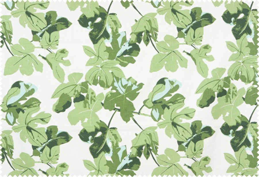 Peter Dunham Fig Leaf FLl02-Original on White