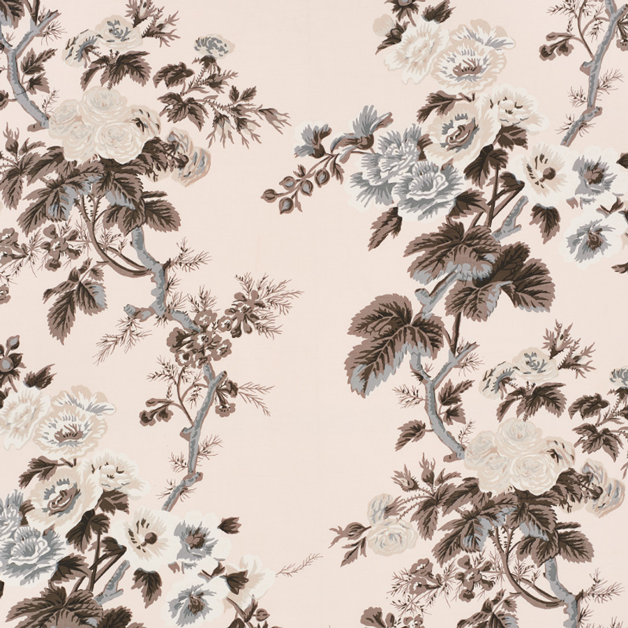 Pyne Hollyhock Print in Blush