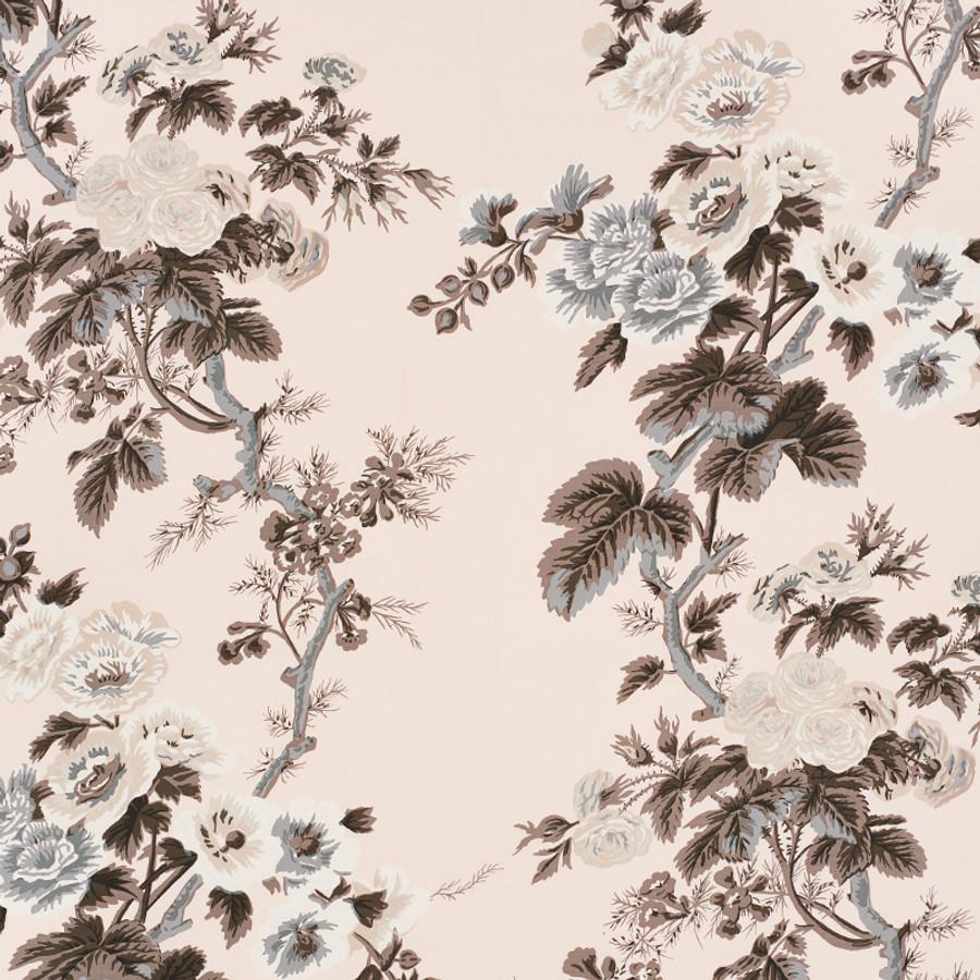 Pyne Hollyhock Print in Blush