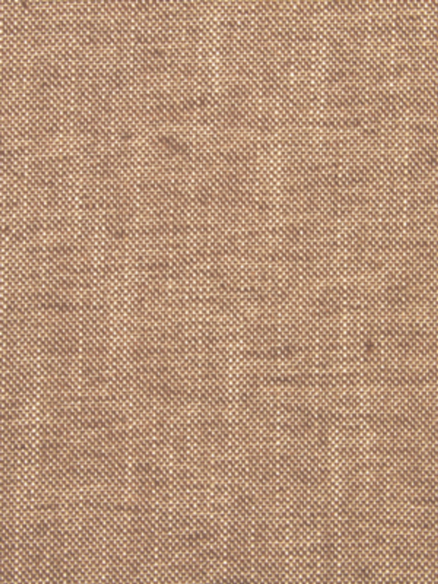 Linen Canvas Chocolate