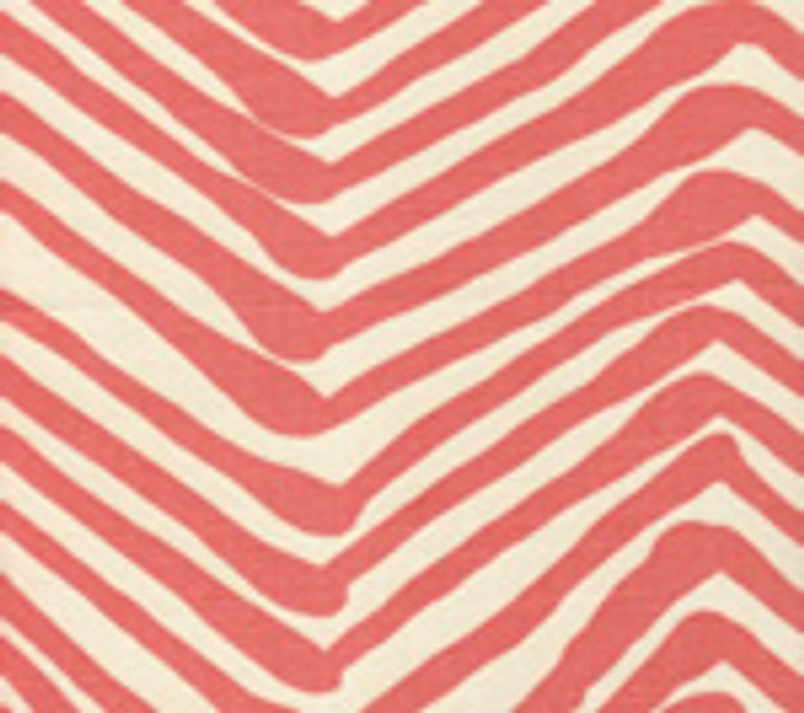 Zig Zag Salmon on Tint AC302-06