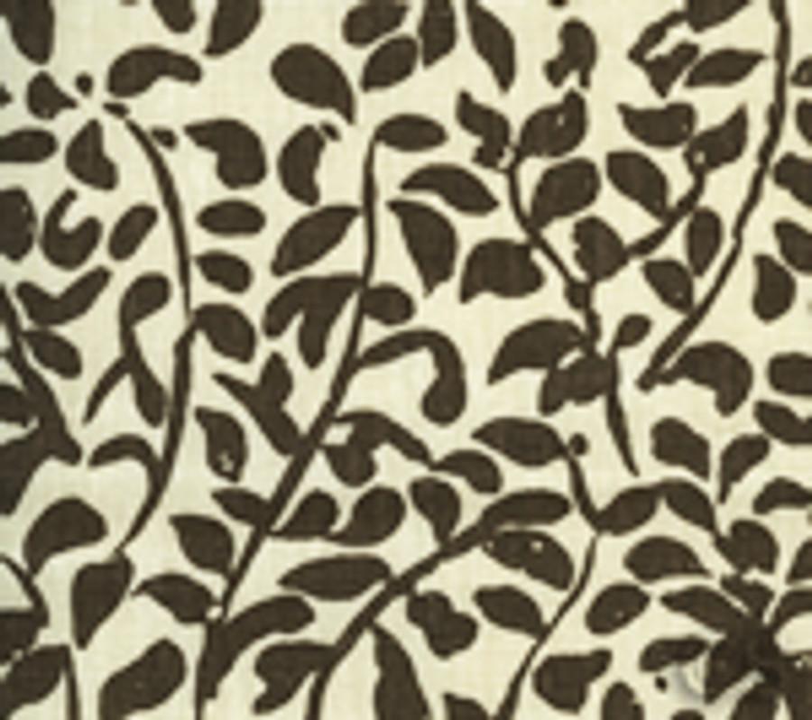 Quadrille Arbre De Matisse -Brown