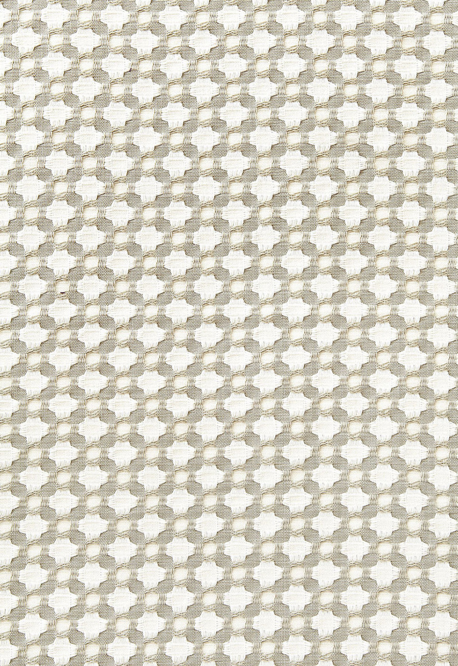 Schumacher Celerie Kemble Betwixt 626182 Stone White