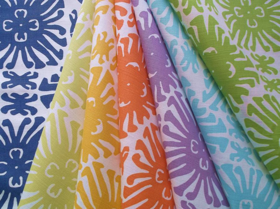 Sigourney Small Scale Fabric Colors