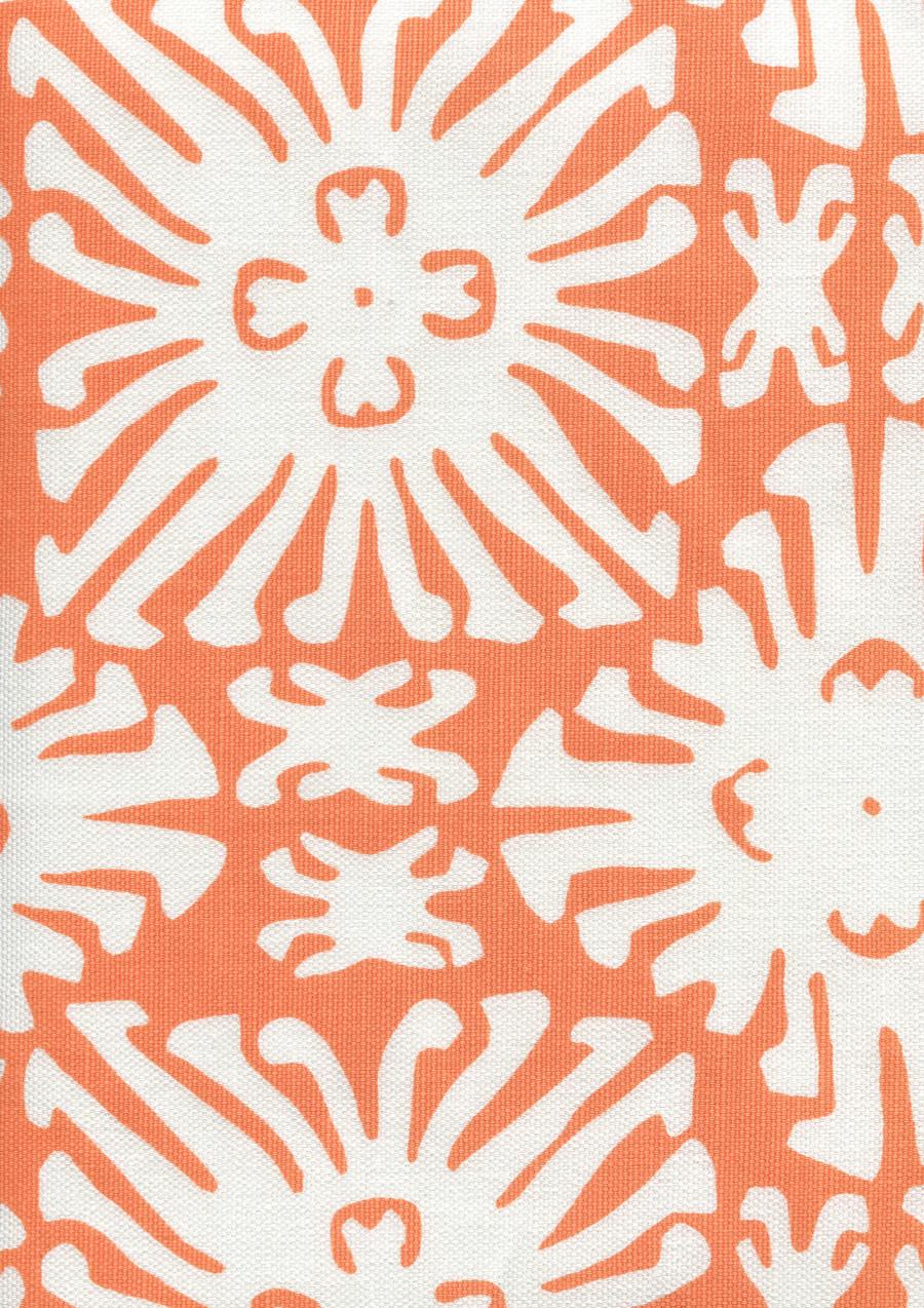 Sigourney Reverse Small Scale Orange on white 2485 04