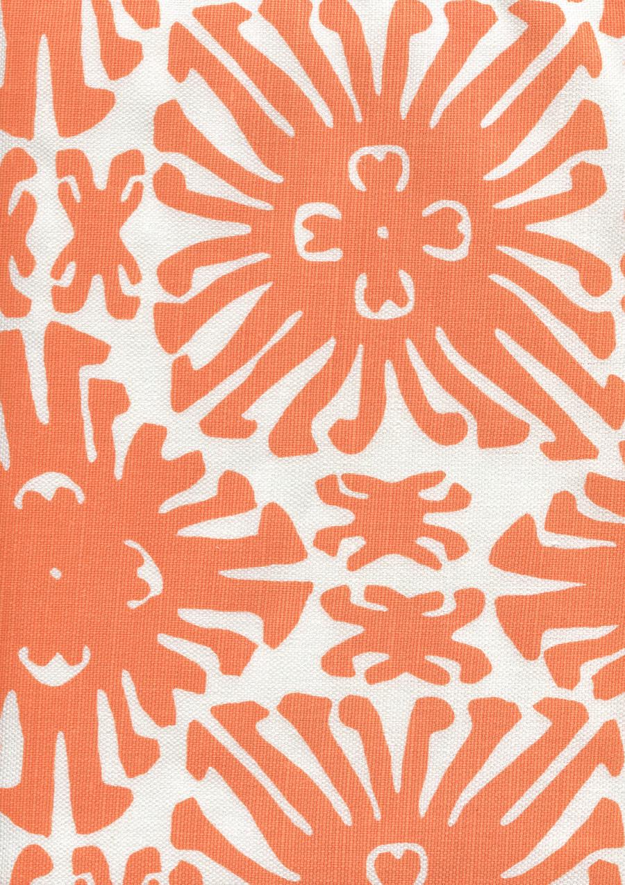 Sigourney Small Scale Orange on white 2475 04