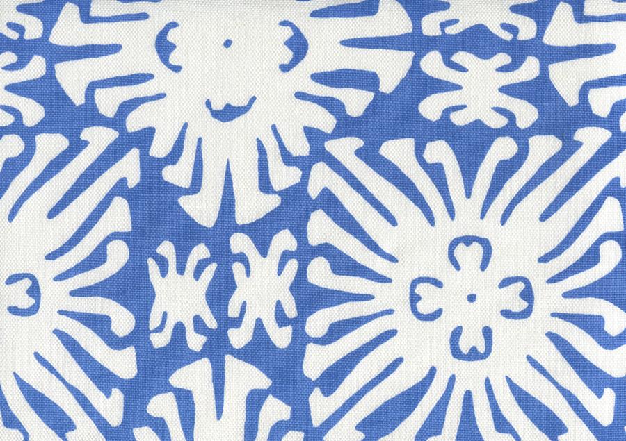 Sigourney Reverse Small Scale Royal Blue on white 2485 13