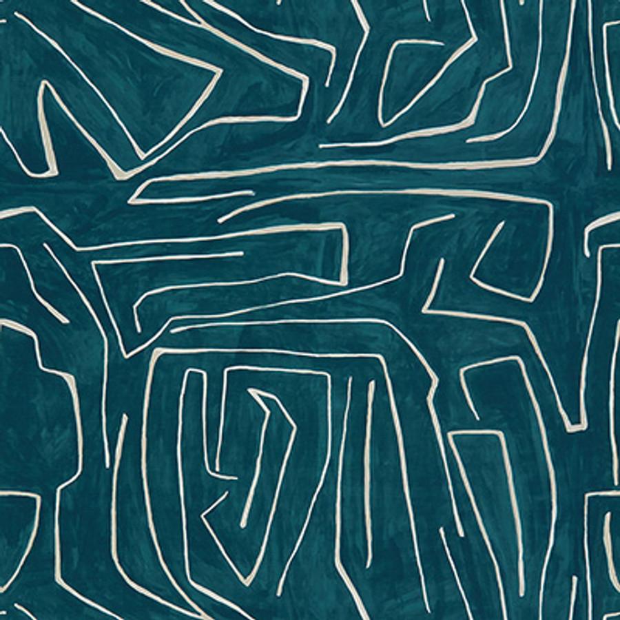 GWF-3530_53 Fabric Teal/Pearl
