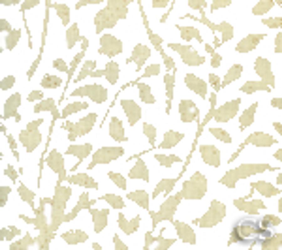 Quadrille Arbre De Matisse Reverse Ecru on Tint 2035-01