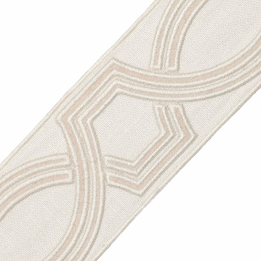 "Samuel & Sons 977 56199 21 Alabaster 2.75"" Wide Trim"