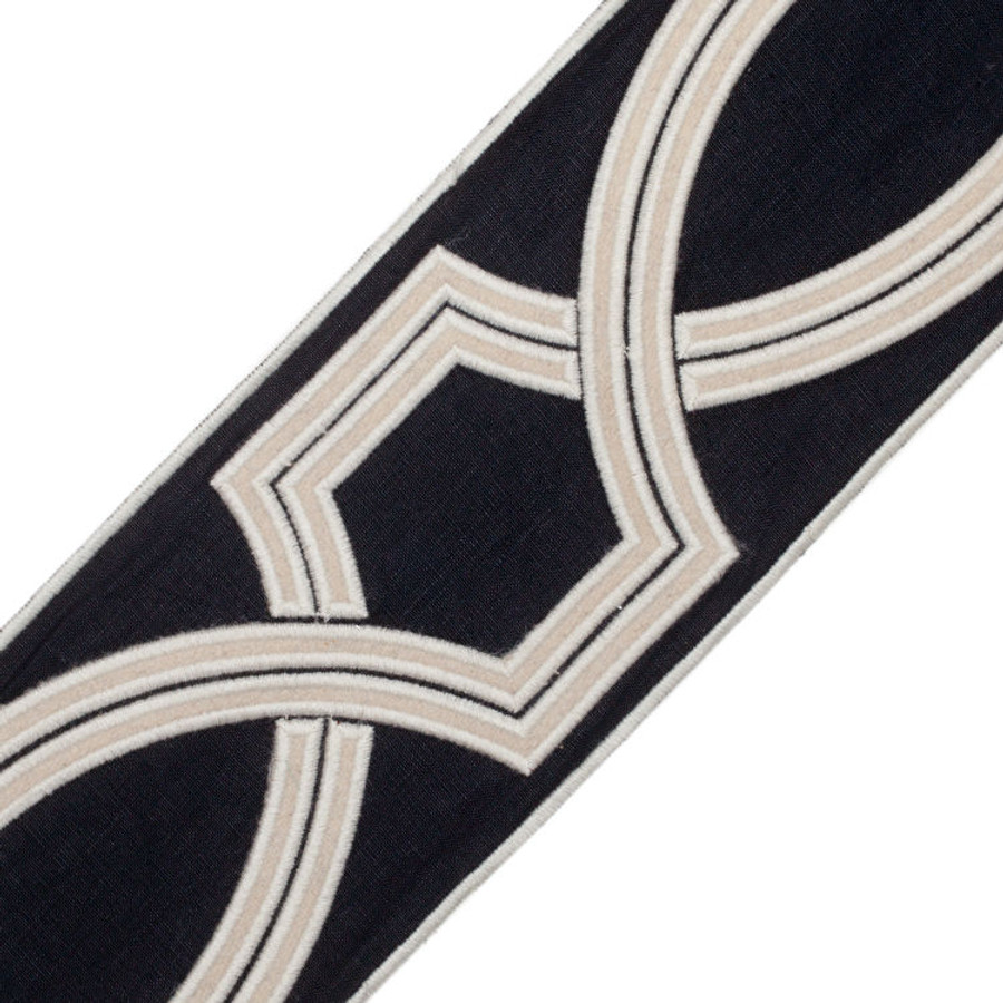 "Samuel & Sons 977 56199 17 Navy 2.75"" Wide Trim"