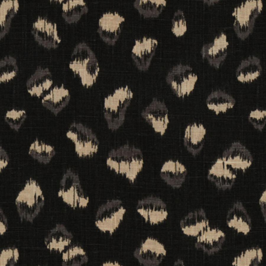 Kelly Wearstler Feline Ebony Beige GWF-3106_816 Multi Linen 54 V9 H 9 196.jpg