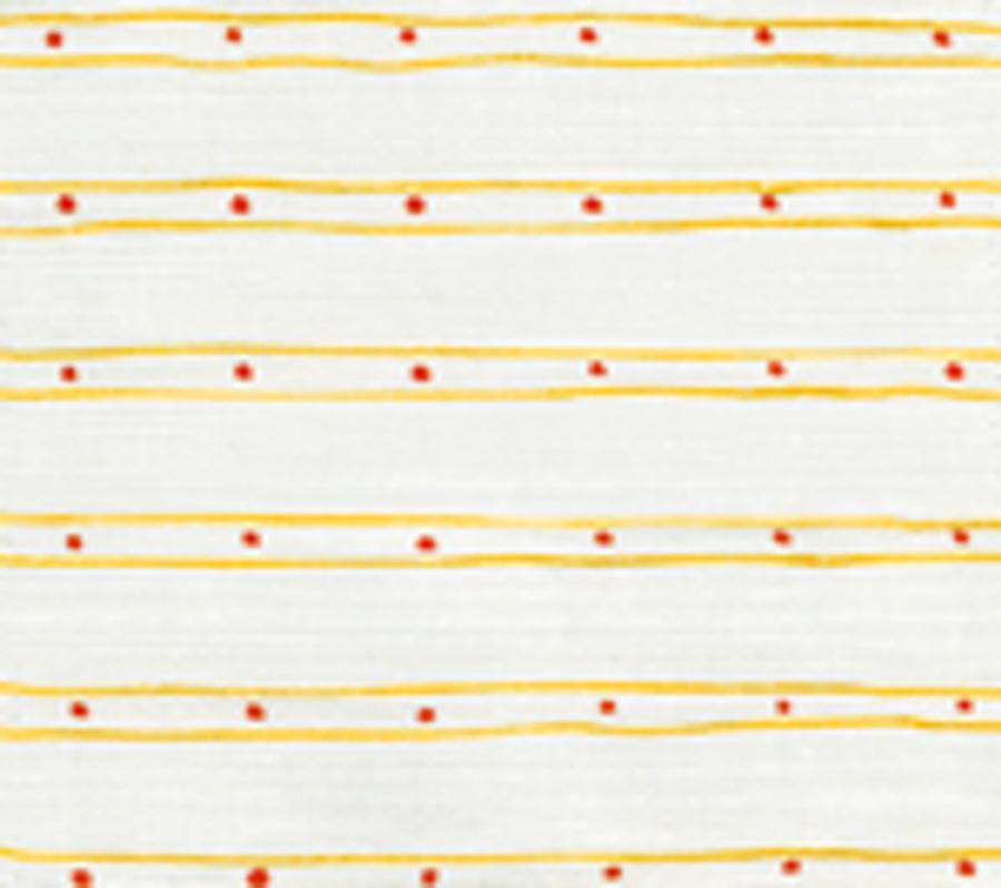 Soho Inca Gold Orange on White AC209-05