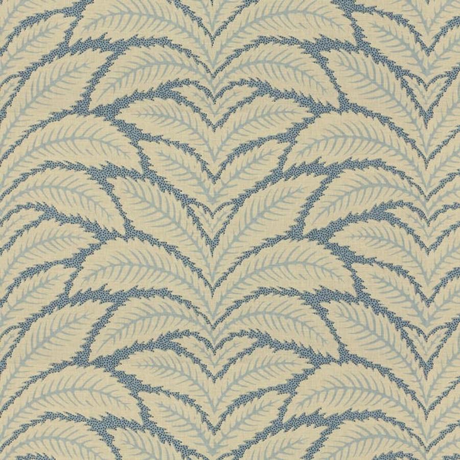 Talavera Cotton Linen Blue BR-79204 222