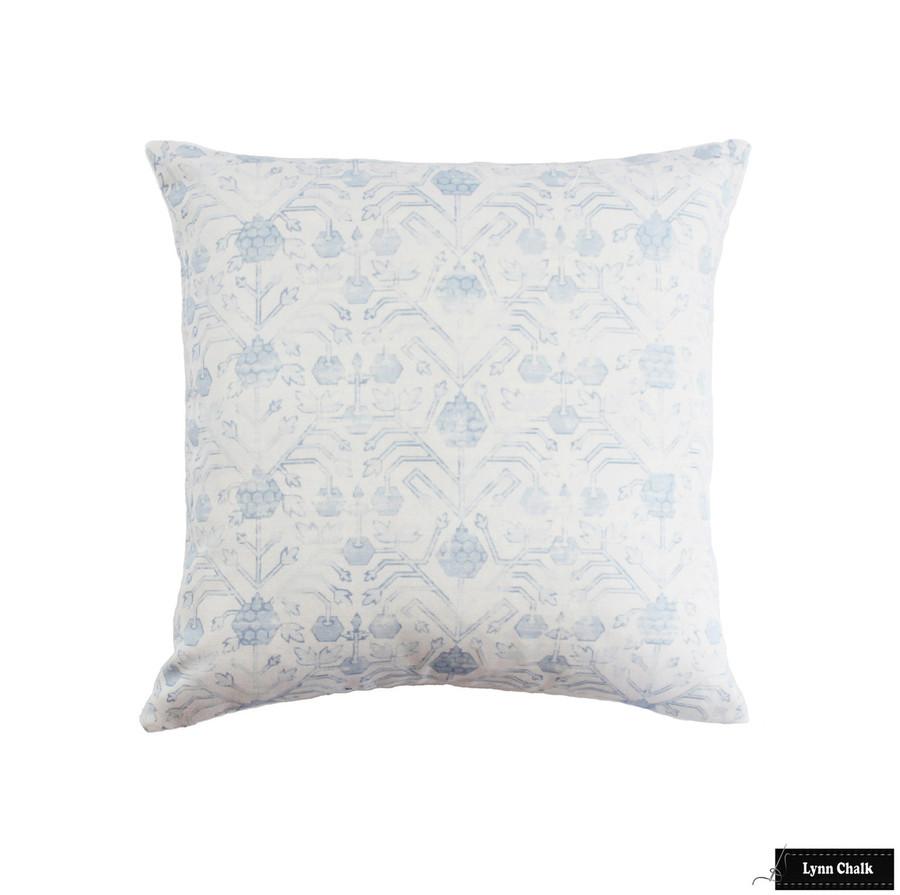 Zak & Fox Khotan Pillow in Toz (22 X 22)