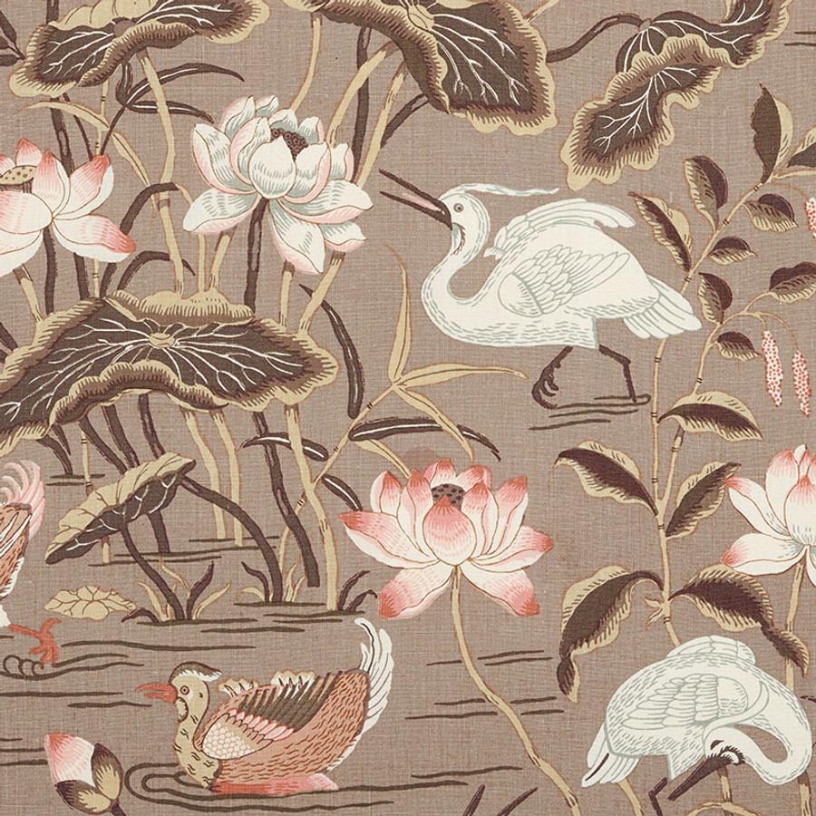 172934 Lotus Garden Mocha