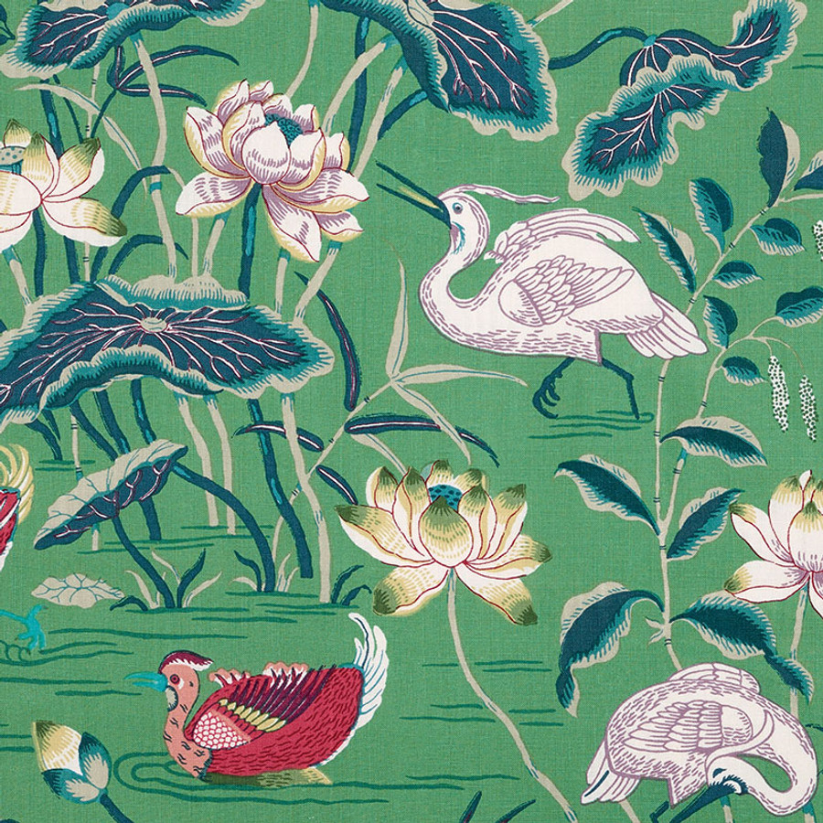 172935 Lotus Garden Jade