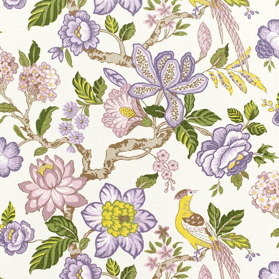 Schumacher Huntington Gardens Lavender 175563
