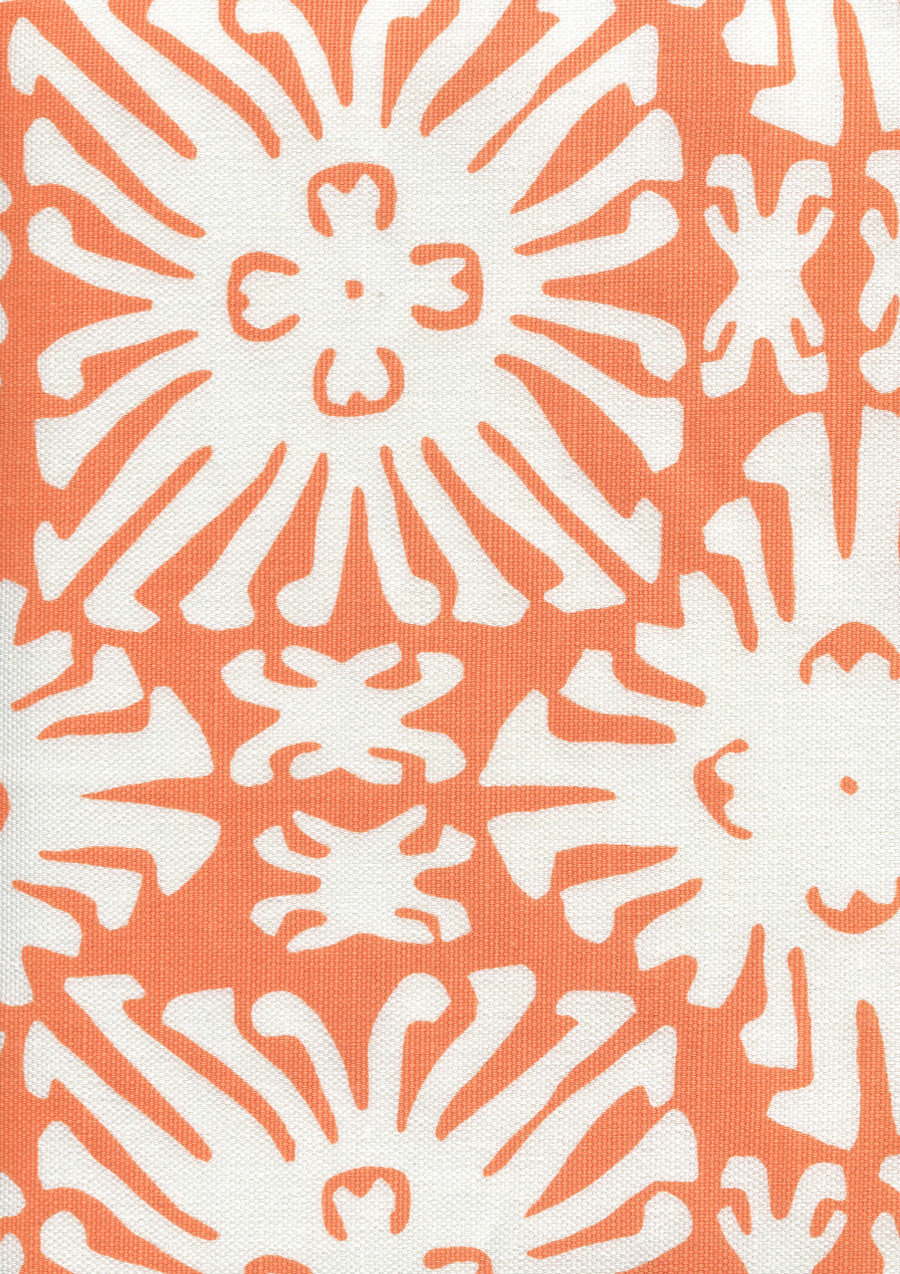Sigourney Reverse Small Scale Orange on white 2485 04