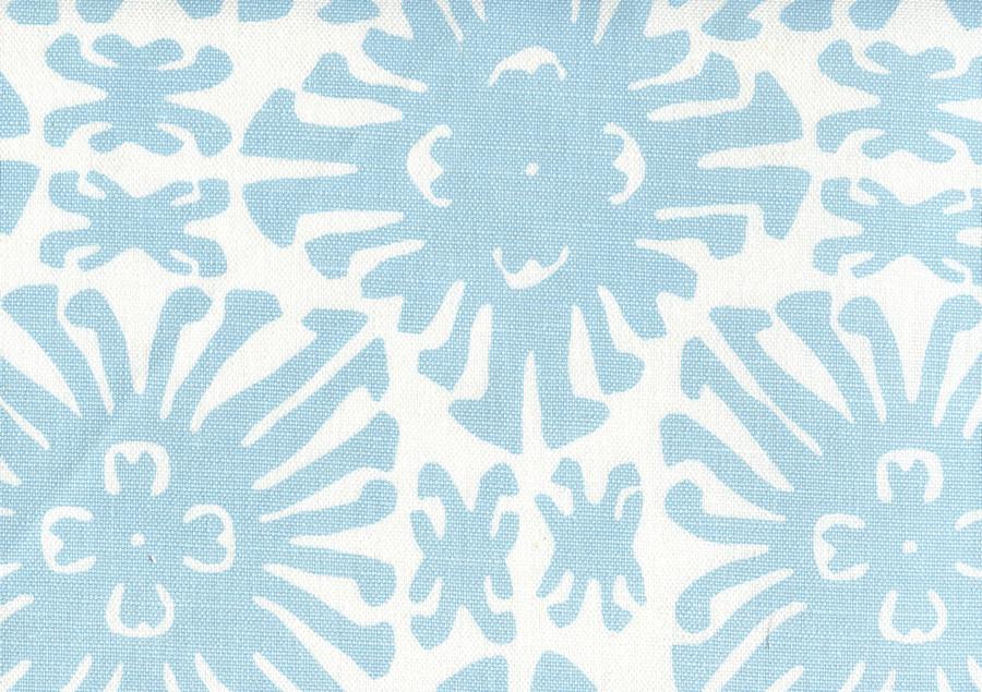 Sigourney Small Scale New Blue on white 2475 12