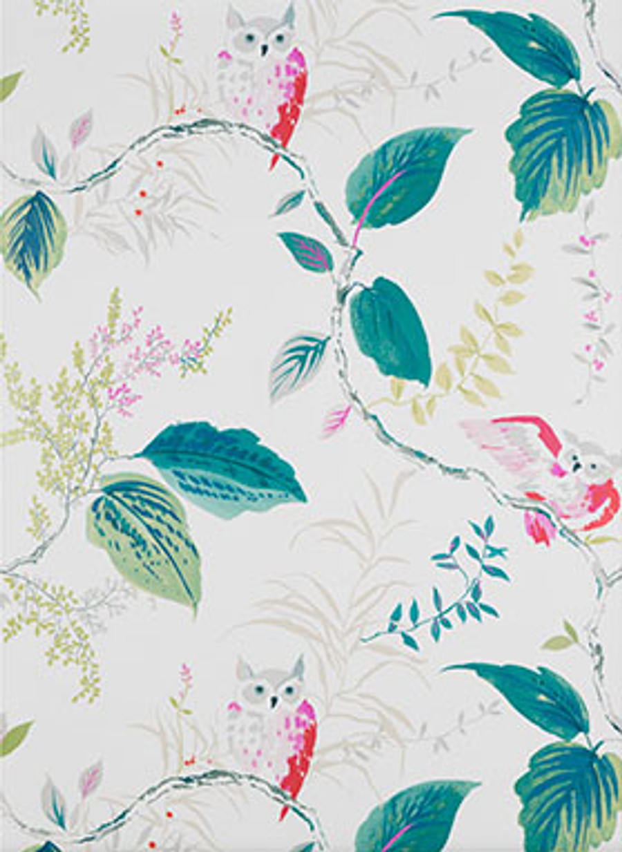 W3331 911 Kate Wallpaper in Multi