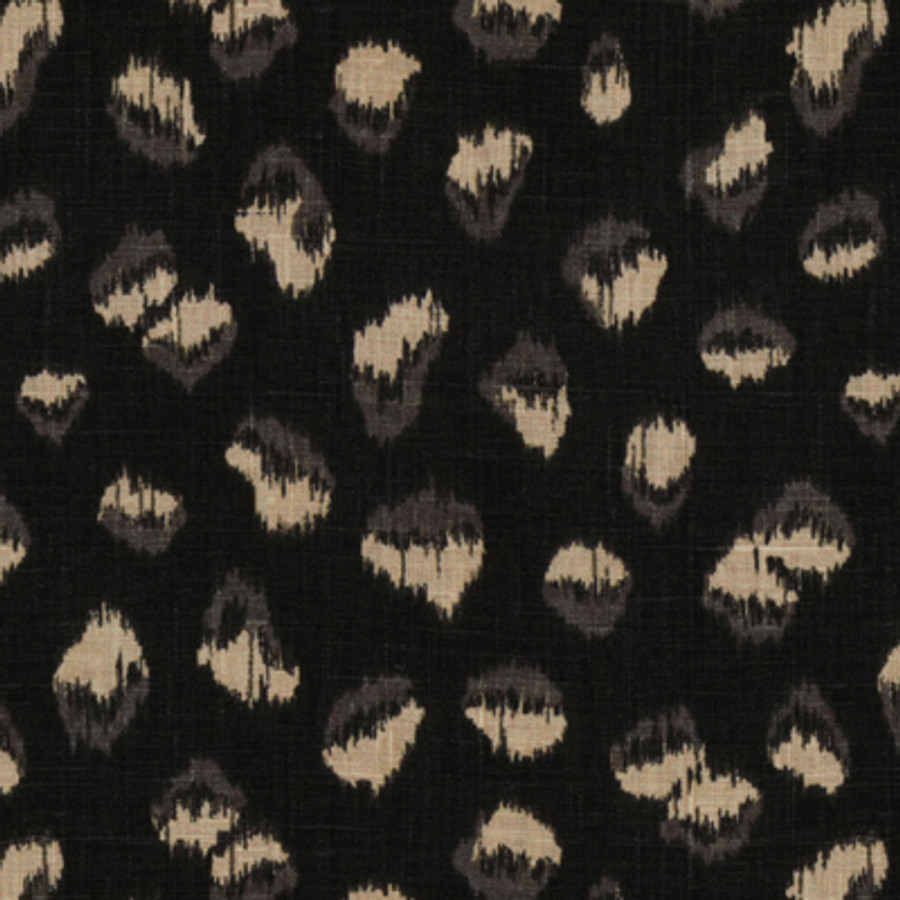 Kelly Wearstler Feline Ebony Beige