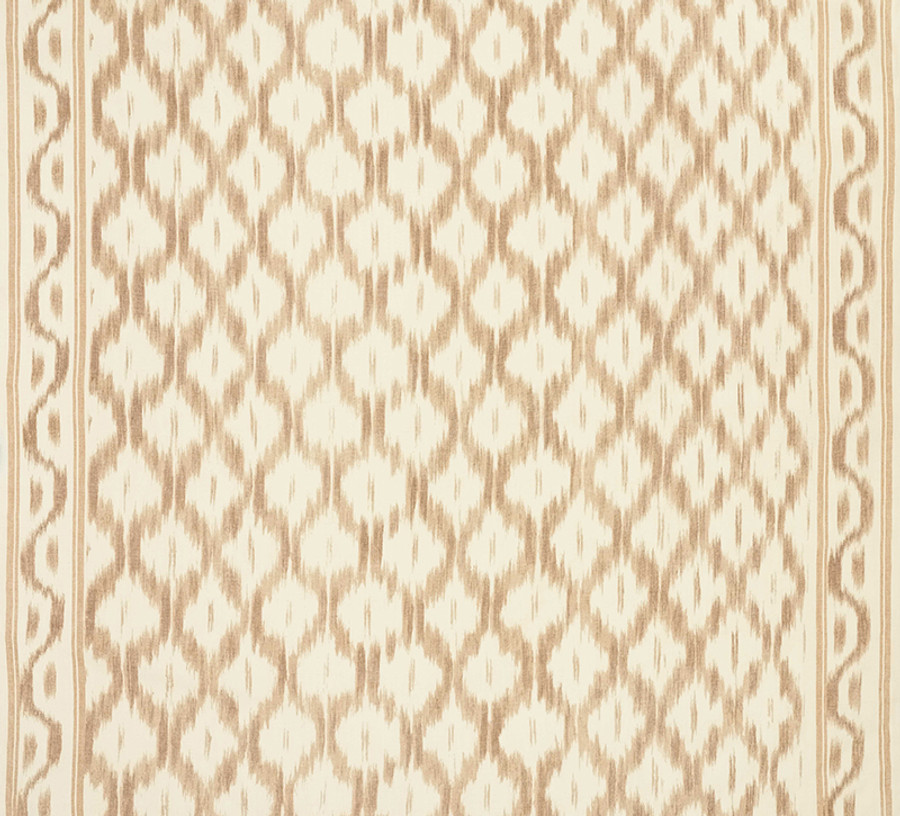 Schumacher Santa Monica Ikat Neutral 176500