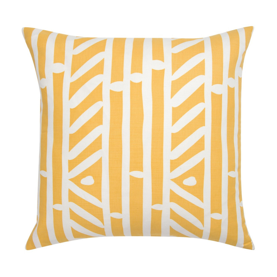 Quadrille Alan Campbell Candu Custom Pillows  (Shown in French Blue on White-comes in other Colors) 2 Pillow Minimum Order - Price is per pillow