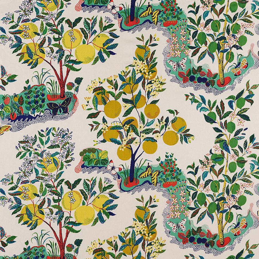 Schumacher Citrus Garden Primary 175760