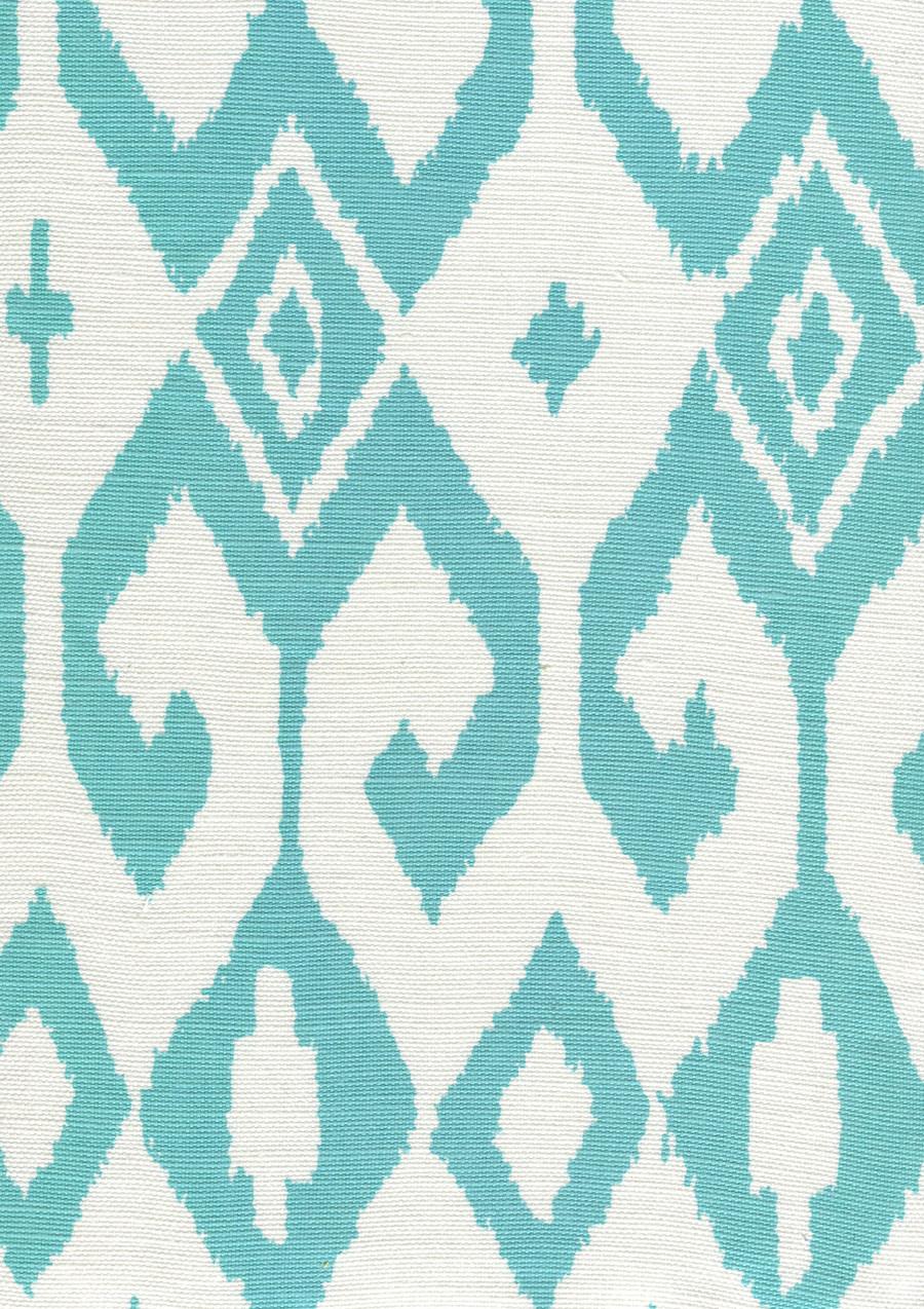 Turquoise on White 7230-04