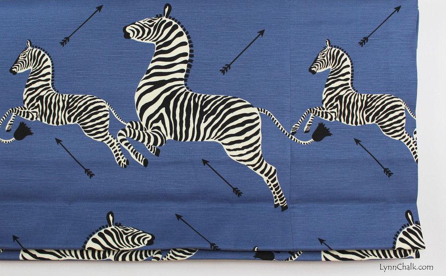 Scalamandre Zebras Pillows with 16 X 26 Knife Edge (Both-Sides-Shown in Safari Brown-comes in other colors) 2 Pillow Minimum Order