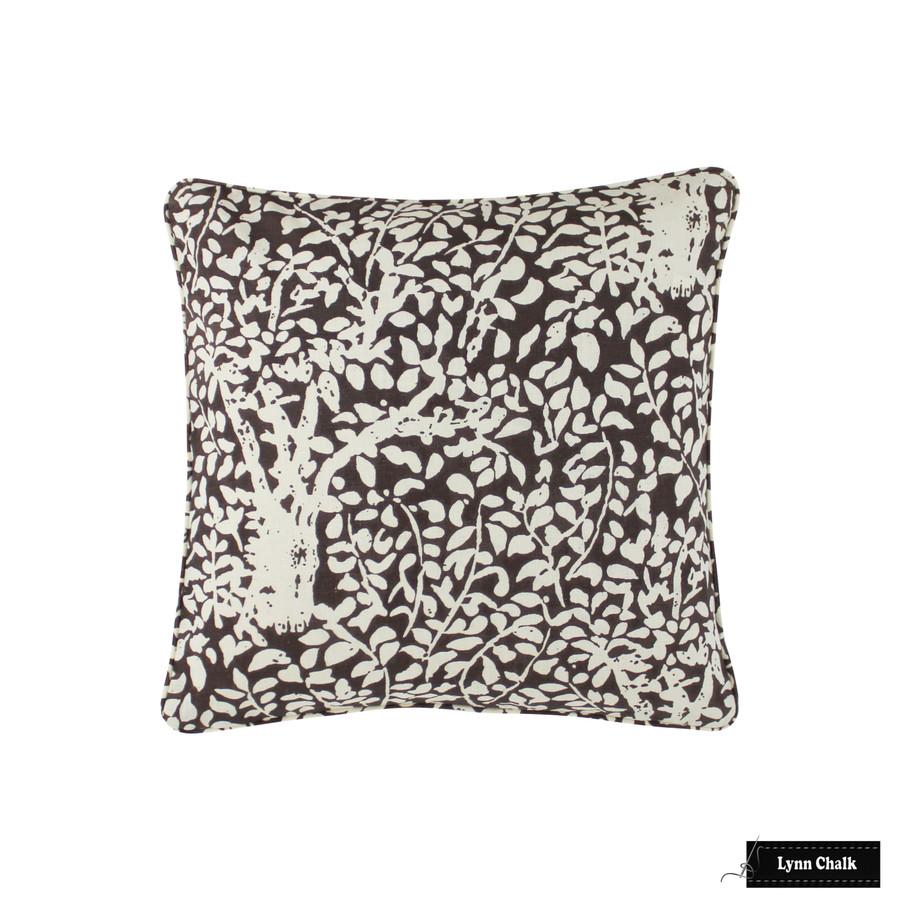Quadrille China Seas Arbre De Matisse Reverse Soft Peach on White - 2035N-SPEACH