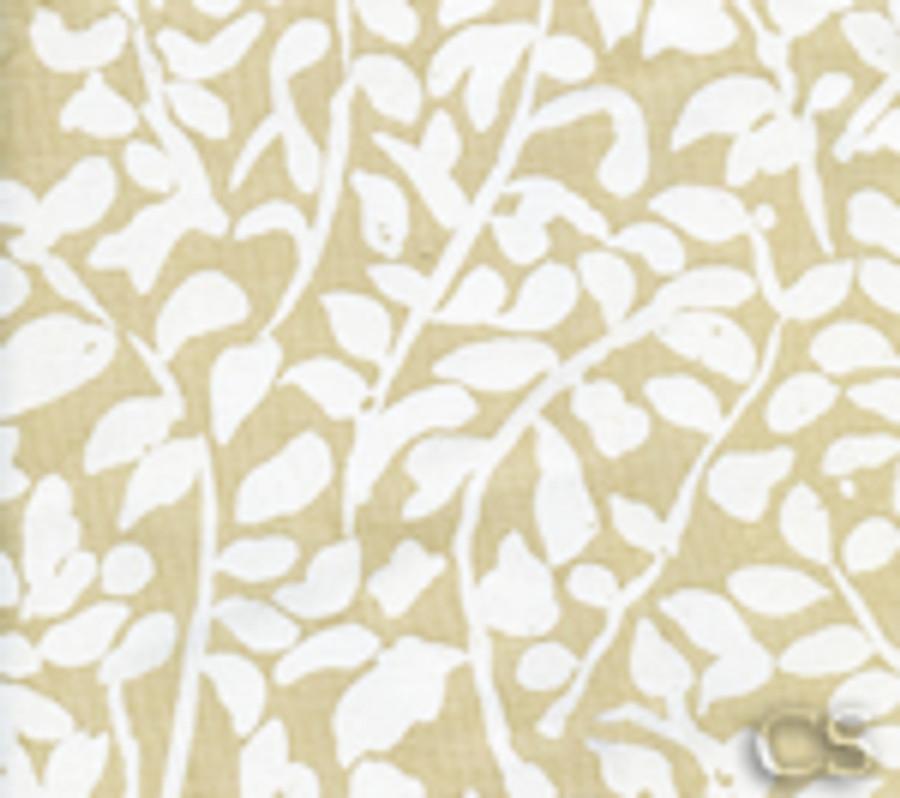 Quadrille Arbre De Matisse  -Ecru on Natural
