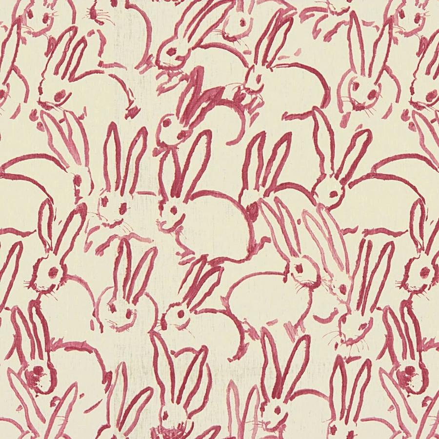 Hunt Slonem for Kravet Hutch in Pink GWF-3523 7